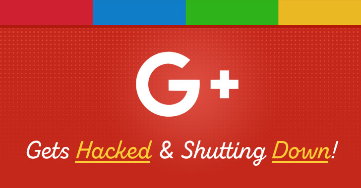 google plus hacked down